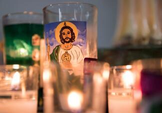 Ritual para pedirle ayuda a San Judas Tadeo