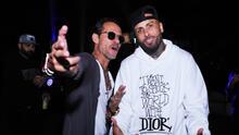 Nicky Jam celebra su cumpleaños con Marc Anthony y otras estrellas, pero sin mascarillas a la vista