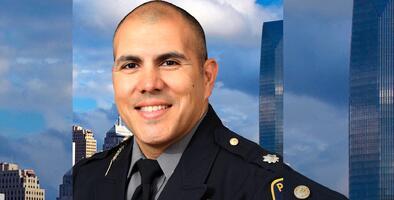Paco Balderrama: primer hispano en liderar el Departamento de Policía en Fresno