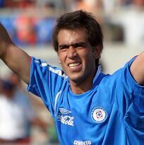 """César Delgado: """"Me hubiera gustado ser campeón con Cruz Azul"""""""