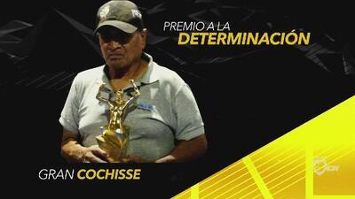 'Gran Cochisse' se llevó todo el reconocimiento por su determinación