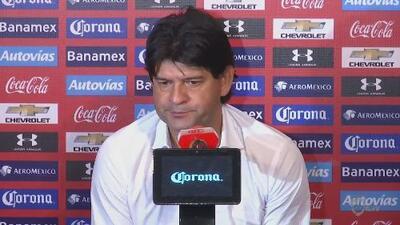"""José Saturnino Cardozo: """"No tuvimos intensidad"""""""