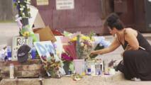 """""""La ciudad no volverá a ser igual"""": comunidad en Wolfe City despide al hombre que murió a manos de un expolicía"""