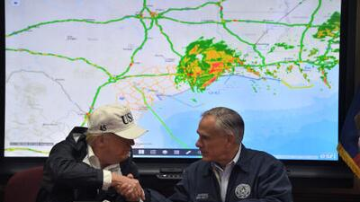 Texas Governor says he will accept Mexican offer of Hurricane Harvey relief