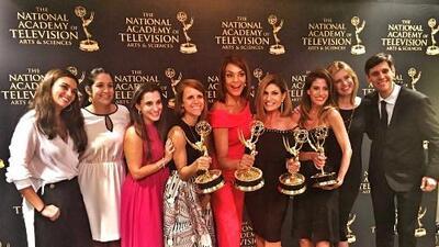 Univision se lleva 3 Emmys por sus coberturas especiales y documentales