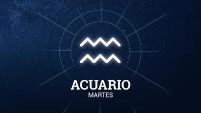 Acuario – Martes 18 de junio de 2019: tiendes a divagar ¡concéntrate!