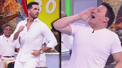Ni el estilazo de Yisus ni la explosión de Raúl pudieron contra el gran ganador de este peculiar reto de baile