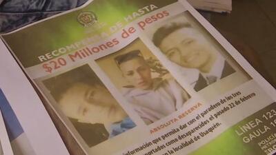Con la ayuda de un misterioso mapa, hallan los restos de tres jóvenes desaparecidos hace dos años en Colombia