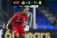 ¡Fiera de papel! Toronto propicia otro fracaso de León en Concacaf