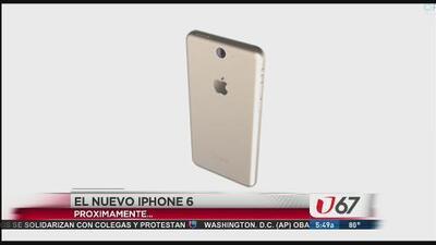Se filtran fotos del iPhone 6