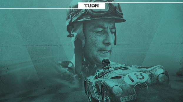 Tony Rolt fue un héroe de guerra y piloto de la Fórmula 1