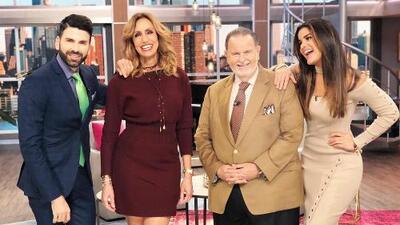 A Jomari Goyso le pidieron un cambio de look y así llegó a su segmento de moda en El Gordo y La Flaca