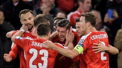 Serbia vs. Suiza en vivo: horario y como ver el partido del Mundial