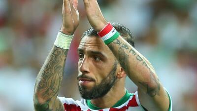 Futbolistas de la selección de Irán podrían ser sancionados por tener tatuajes