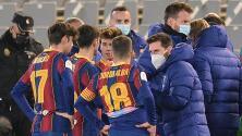 ¡A dos días de la Final! Messi sigue sin entrenar con el Barcelona