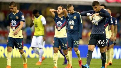 Cuando el América no remonta: eliminatorias en las que le fue imposible marcar tres goles