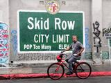 Juez ordena a Los Ángeles proporcionar refugio para todos los indigentes de Skid Row