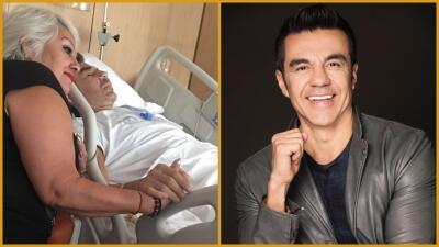 Con 10 kilos menos, pero feliz: así reapareció Adrián Uribe en redes sociales