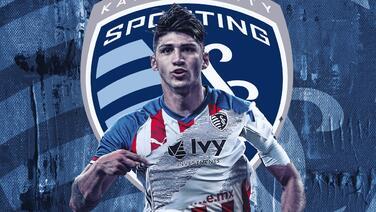 Alan Pulido llega a Sporting Kansas City de la MLS