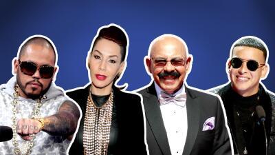 Daddy Yankee, Oscar D' León, Ivy Queen y AB Quintanilla entre los nominados al Salón de la Fama de los Compositores Latinos