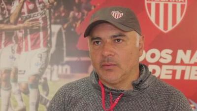 Guillermo Vázquez acepta que fue difícil que se le haya escapado el título en el 2013