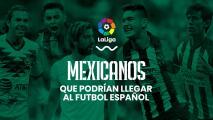 Encabezados por Pizarro, los cinco mexicanos que podrían jugar en España