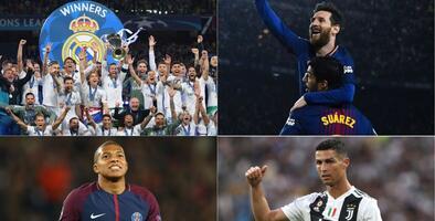 'Grupo de la muerte' para el 'Chucky'; Real Madrid salió beneficiado y la 'Juve' no la tendrá fácil