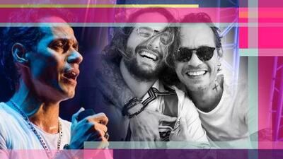 De 'Felices los 4' a 'Happy Birthday mami': Maluma y Marc Anthony a dúo por una tierna razón