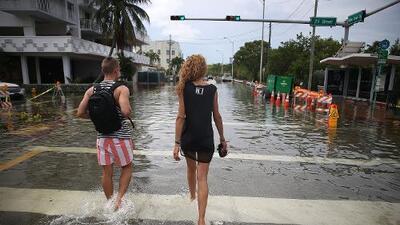 Conoce en este interactivo si tu casa se podría inundar con la temporada de marea alta de Miami