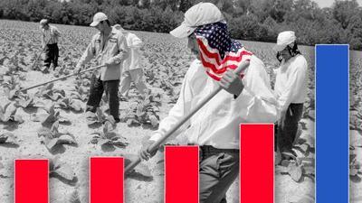 Cinco gráficos para entender la situación económica de los latinos en EEUU