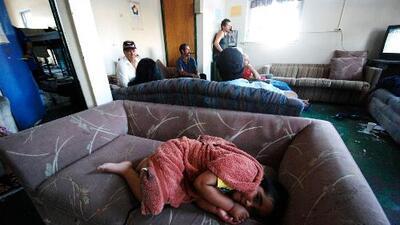 Soñar con el norte, las fotografías que cuentan el duro camino de los niños migrantes