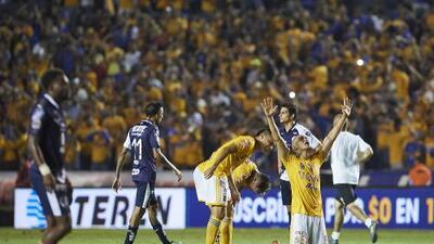 Jugadores de Tigres dedicaron pase a la Final a Osvaldo Batocletti