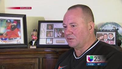 Rompe el silencio el padre de crianza de José Fernández