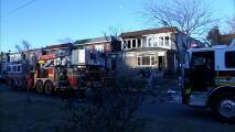 Incendio desplaza a una familia de siete miembros en Camden