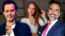 Mili Piñeiro es la modelo que inspiró a Marc Anthony (y a la que Alejandro Fernández le regala 'likes')