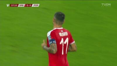 Portugal se lleva su primer susto