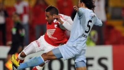 Independiente Santa Fe y Real Garcilaso a octavos de la Libertadores
