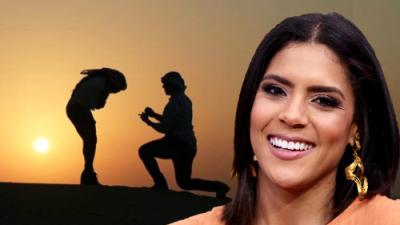 """""""¡Gracias Dios!"""": Francisca Lachapel recibe el anillo de compromiso y no puede con la emoción"""