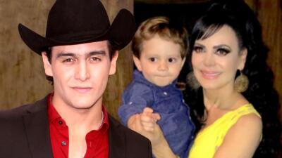 """Tildan de """"mala abuela"""" a Maribel Guardia y su hijo Julián Figueroa no se queda callado"""