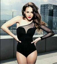 Danna Paola no quiere ser famosa por desnudos