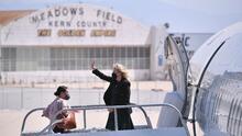 El aeropuerto Meadows Field recupera nivel de actividad previo a la pandemia