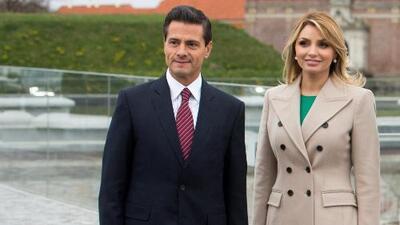 Enrique Peña Nieto y Angélica Rivera se separaron en diciembre, según reportes de prensa en México