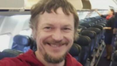 Este hombre fue el único que se atrevió a viajar en un Boeing 737 Max con capacidad para más de 180 personas
