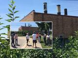 """""""Es horrible porque hasta dolor de cabeza me da"""", residentes de Northlake se quejan por la cantidad de humo y el mal olor de un crematorio en el área"""