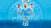 ¡City campeón! Derrota del United da título a los de Guardiola