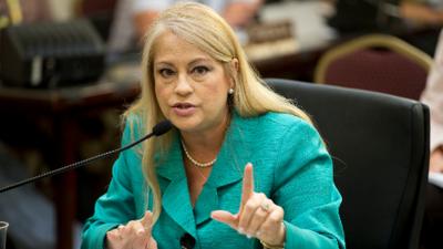 Esto es lo que debes saber de Wanda Vázquez, la nueva gobernadora de Puerto Rico