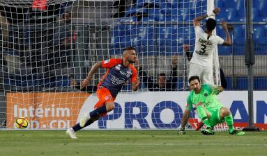 En fotos: PSG sigue herido tras perder la Copa y ahora cayó contra Montpellier en Francia