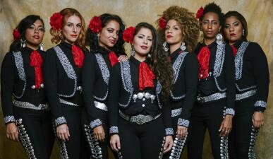 Estas chicas están nominadas a Latin GRAMMY en el género que menos imaginas