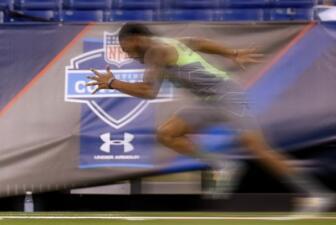 Combine NFL: ¿Quiénes correrán más rápido?