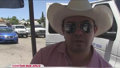 Reacciones locales ante resultados de elecciones en México